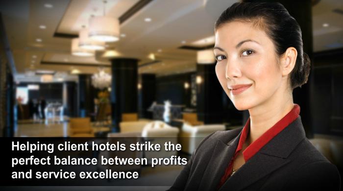 Case study on hospitality industry