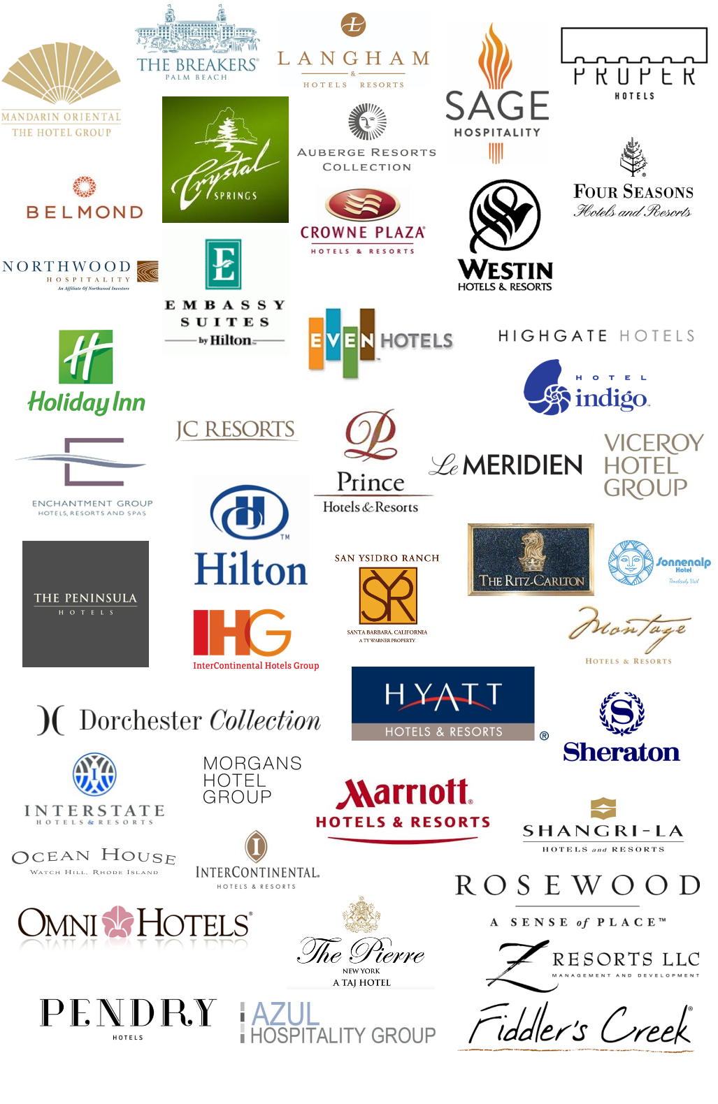 Heath & Company Clients